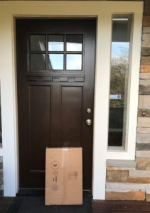 How to avoid holiday package theft in Salt Lake City, UT